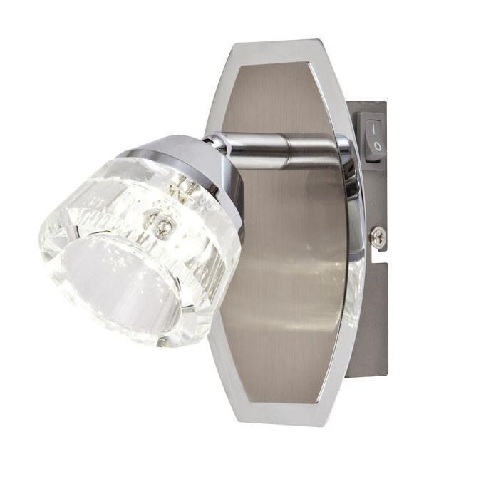 56179-1 LILIJA Бра56179-1Действительно достойные внимания коллекции освещения встречаются далеко не часто, несмотря на огромное предложение со стороны разномастных фабрик. Австрийский производитель Globo представляет светильники GLOBO 56179-1 серии Lilija – это три разновидности систем, три разновидности спотов и одна модель подвесных светильников. Такого ассортимента хватит как для освещения апартаментов или дома , так и для освещения любого публичного заведения (кафе, ресторана) или офиса.