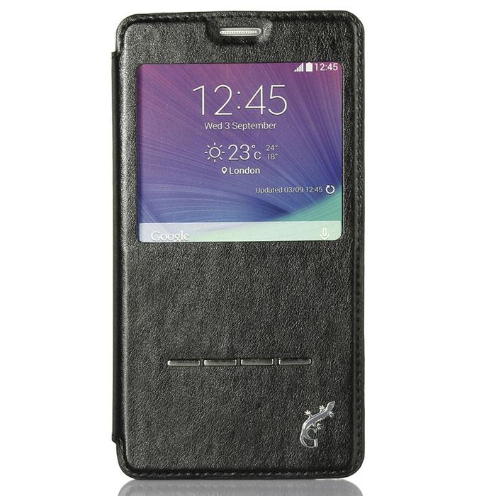 G-case Slim Premium чехол для Samsung Galaxy Note 4, BlackGG-557Стильный и удобный чехол G-Case Slim Premium для Samsung Note 4 помогает защитить устройство от повреждений, повысить его сохранность во время путешествий и сделать более комфортным использование планшета. Ему по плечу защита гаджета от пыли, грязи, царапин и прочих жизненных невзгод. Конструкция чехла выполнена таким образом, что остаются свободными все функциональные кнопки и разъемы.
