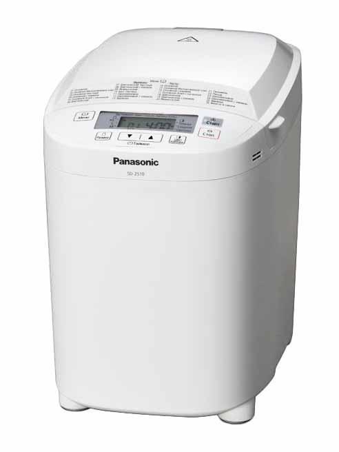 Panasonic SD-2510WTS хлебопечка ( SD-2510WTS )