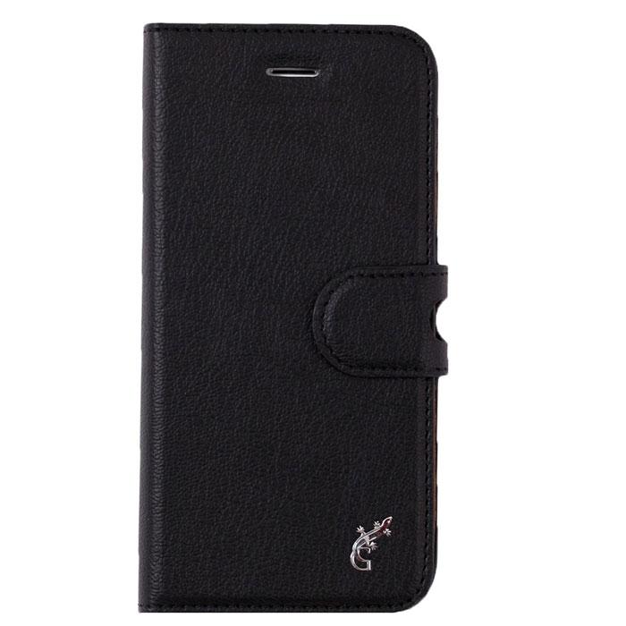 G-Case Prestige 2 в 1 чехол для iPhone 6, BlackGG-488Чтобы защитить дорогостоящий аппарат от преждевременного выхода из строя, понадобится купить чехол G-Case Prestige 2 в 1. Обратите внимание на комбинацию 2 в 1, которая говорит сама за себя, то есть, за одну стоимость вы получите сразу два аксессуара, объединенных в единую конструкцию. Прежде всего, флип-кейс разработан специально под потребности активных пользователей устройств, вынужденных всюду носить его с собой. Без обложки планшет быстро потеряет презентабельный вид, обрастет потертостями и царапинами, что крайне нежелательно. Во-вторых, увеличивается риск падения хрупкого гаджета, из-за чего он может выйти из строя и не подлежать восстановлению. Во избежание нежелательных последствий и неприятных сюрпризов рекомендуется купить чехол для iPhone 6 4.7, чтобы быть полностью уверенным в сохранности аппарата. Накладка посредством специальных магнитов плотно крепится и прилегает к корпусу устройства, исключая попадания между или внутрь пыли, грязи и просачивание ...