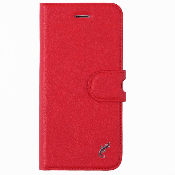 G-Case Prestige 2 в 1 чехол для iPhone 6, RedGG-487Чтобы защитить дорогостоящий аппарат от преждевременного выхода из строя, понадобится купить чехол G-Case Prestige 2 в 1. Обратите внимание на комбинацию 2 в 1, которая говорит сама за себя, то есть, за одну стоимость вы получите сразу два аксессуара, объединенных в единую конструкцию. Прежде всего, флип-кейс разработан специально под потребности активных пользователей устройств, вынужденных всюду носить его с собой. Без обложки планшет быстро потеряет презентабельный вид, обрастет потертостями и царапинами, что крайне нежелательно. Во-вторых, увеличивается риск падения хрупкого гаджета, из-за чего он может выйти из строя и не подлежать восстановлению. Во избежание нежелательных последствий и неприятных сюрпризов рекомендуется купить чехол для iPhone 6 4.7, чтобы быть полностью уверенным в сохранности аппарата. Накладка посредством специальных магнитов плотно крепится и прилегает к корпусу устройства, исключая попадания между или внутрь пыли, грязи и просачивание ...