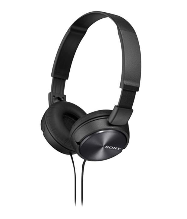Sony MDR-ZX310, Black наушникиMDR-ZX310 BlackЛегкие наушники закрытого типа от компании Sony cо складным дизайном для непревзойденной мобильности. Sony MDR-ZX310A- это накладные наушники которые оснащены 30-мм драйверами на основе неодимовых магнитов. Наушники порадуют вас четким и натуральным звучанием с насыщенными низкими частотами. Мягкие амбушюры сделают прослушивание музыки комфортным, а низкий вес и вращающиеся чашки делают эти наушники отличным девайсом для вашего плеера. У модели прочный и легкий плоский двусторонний шнур длиной 1,2 м, который не будет путаться с другими проводами.