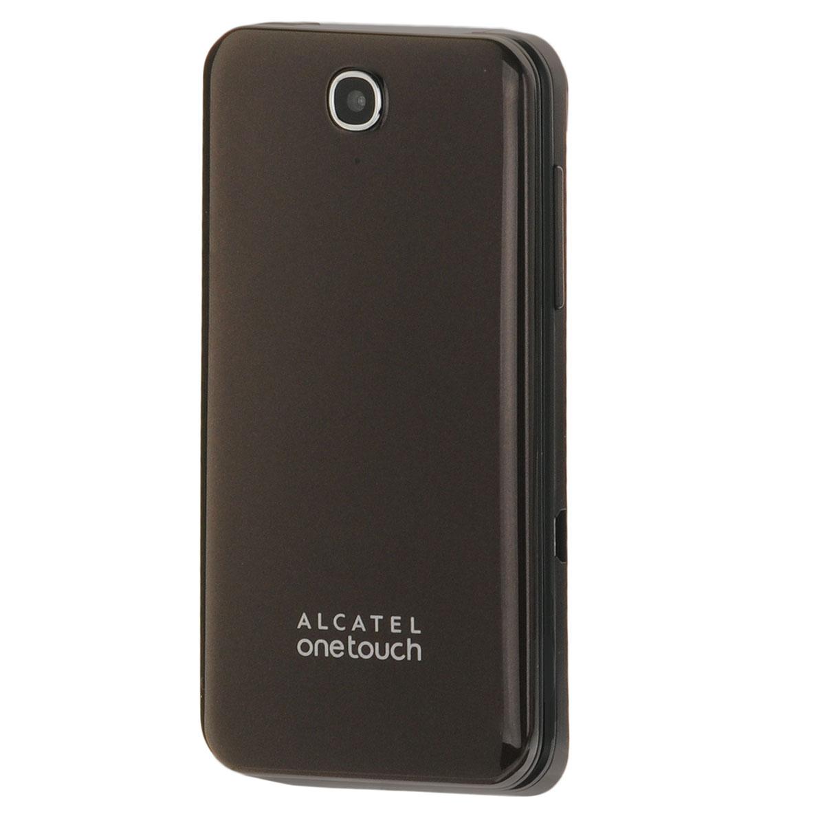 Alcatel OT-2012D Dual Sim, Dark Chocolate