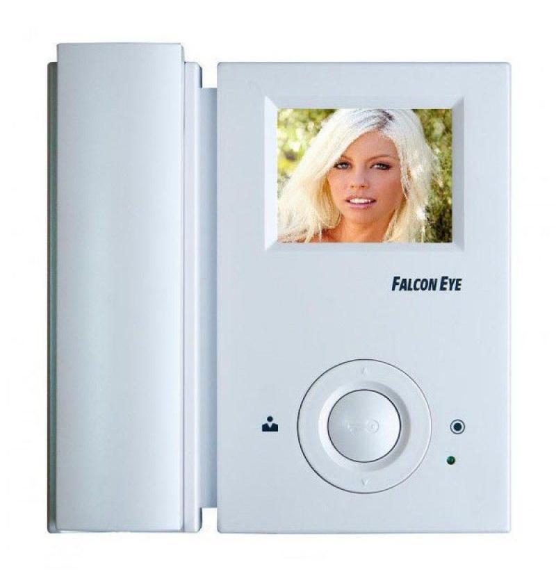 Falcon Eye FE-35C цветной видеодомофонFE-35CFE-35C удобный и простой видеодомофон, который оснащен всеми необходимыми функциями. Цветной 3,5 дюймовый экран, удобное управление открыванием замка, подключение 2-х вызывных панелей, встроенный блок питания, функция отключения звука «не беспокоить», встроенное меню, что позволяет настраивать домофон по Вашему усмотрению. Данную модель выгодно отличает наличие адресного интеркома, что дает возможность переадресовывать входящие звонки с вызывной панели на другие мониторы FE-35C, FE-71C, FE-71TM которые установлены в других помещениях и соединены между собой проводной системой.