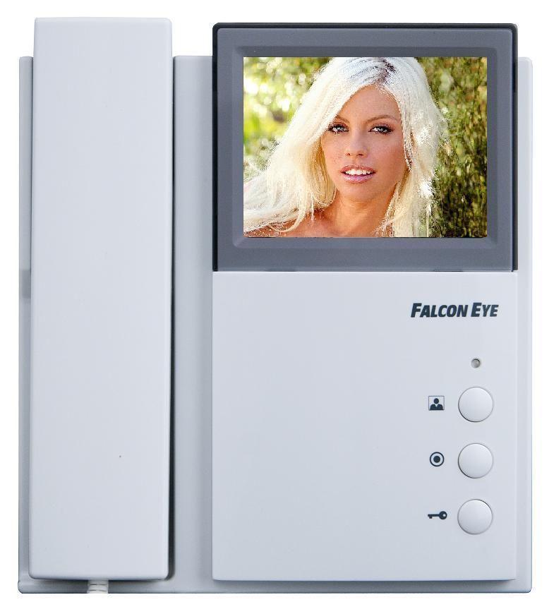 Falcon Eye FE-4CHP2 GSM, White Grey цветной видеодомофонFE-4CHP2 GSM ColorFalcon Eye FE–4СHP2 GSM Light— первый в России GSM видеодомофон, позволяющий оперативно передавать вызывной сигнал на мобильный телефон абонента. В любой точке мира Вы можете ответить на звонок и поинтересоваться, кто к Вам пришел. GSM-домофон невероятно многофункционален: при установке дополнительного оборудования может работать как охранная сигнализация, позволяя удаленно открывать электрозамок входной двери и включать освещение. Falcon Eye FE-4CHP2 GSM Light это цветной видеодомофон на 2-е вызывные панели. Компания Falcon Eye предлагает и черно- белый домофон этой же серии FE-4HP2 GSM Light. Диагональ экрана 4 дюйма. Возможность подключения дополнительной аудио трубки. Встроенный блок питания. Подключение охранного датчика НО и НЗ.