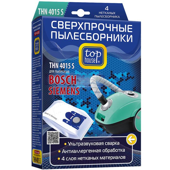Top House THN 4015 S нетканые пылесборники (4 шт.) 64874