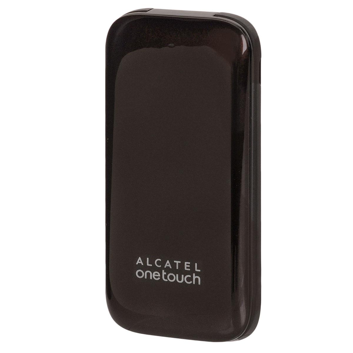 Alcatel OT-1035D Dual Sim, Dark Chocolate1035D-2AALRU1-1Мобильный телефон-раскладушка Alcatel OT-1035D с поддержкой 2 SIM-карт. Модель имеет ЖК-экран с диагональю 1.8 и разрешением 128х160 точек. Телефон оснащен встроенным аудиоплеером и FM радиоприемником с функцией RDS. Встроенная память: 32 МБ Телефон сертифицирован Ростест и имеет русифицированную клавиатуру, меню и Руководство пользователя.