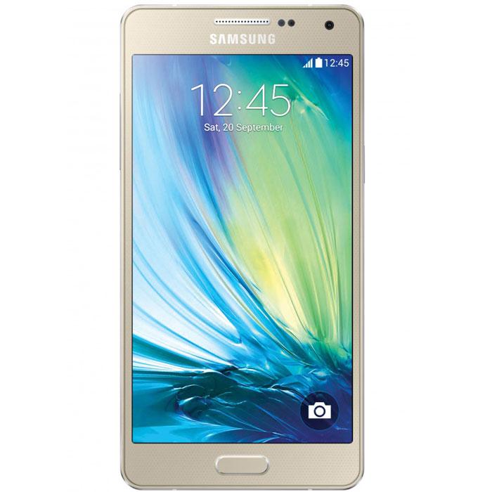 Samsung SM-A300F Galaxy A3, GoldSM-A300FZDDSERSamsung SM-A300F Galaxy A3 - это первый смартфон Samsung в цветном металлическом корпусе, отличающийся роскошным инновационным дизайном и великолепным 4,5-дюймовым qHD sAMOLED экраном. Телефон оснащен гибридным слотом для второй SIM-карты, в который можно вставить или SIM-карту, или карту памяти microSD объемом до 64 ГБ. Ваши вытянутые вперед руки еще не означают, что снимок безнадежно испорчен. При съемке селфи вам можно и не касаться кнопки. Делайте селфи с помощью голосовой команды или жеста рукой и пусть ваши друзья думают, что вас снимал ваш персональный фотограф. Новый режим широкоугольного селфи позволяет создавать селфи панорамного типа путем объединения трех снимков, сделанных слева, в центре и справа. Теперь вы можете сделать снимок селфи с углом охвата 110° в портретной ориентации камеры или 120° в альбомной. А функции авторедактирования помогут сделать каждый снимок более профессиональным. Функция Adapt Display настроят параметры...