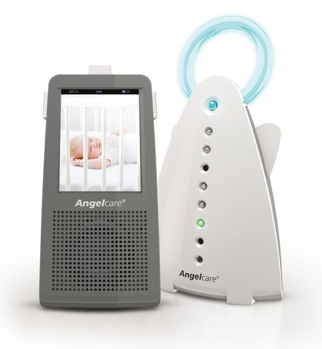 Сенсорная видеоняня Angelcare AC1120AC1120Видеоняня Angelcare AC1120 очень проста в использовании. Все настройки можно отрегулировать на сенсорном экране родительского блока в интуитивно-понятном интерфейсе. Видеоняня AC 1120 помогает родителям видеть и слышать, что происходит с малышом, даже когда они не рядом. Цветная видеопередача – Следите за вашим малышом с помощью видеопередачи изображения на родительском блоке. Приглядывайте за малышом в любое время, не открывая дверь в детскую и не зажигая свет. Дневной и ночной режимы (инфракрасная камера) – Инфракрасная камера на детском блоке может передавать видео даже в темноте, так что Вы можете видеть, что происходит в детской комнате, не тревожа сон ребенка.Угол камеры регулируется. ЖК сенсорный экран – Родители могут менять настройки на детском блоке с помощью сенсорного экрана с интуитивно понятным пользовательским интерфейсом. Ваше спокойствие – в Ваших руках. Двухсторонняя связь с ребенком – Видеоняню можно...