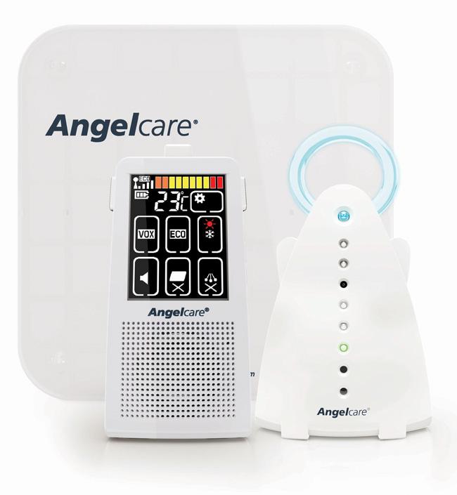 Радионяня-монитор дыхания Angelcare AC701AC701Радионяня AC701 - универсальный прибор, сочетающий в себе высокое качество звука с наличием подматрасного датчика – монитора дыхания Sensor Pad, который фиксирует каждое дыхание и движение ребенка. Теперь вы можете быть спокойны за малыша, и заняться домашними делами, зная, что монитор дыхания подаст тревожный сигнал, если не зафиксирует движение или дыхание ребенка в течение 20 секунд. Идеально подходит для новорожденных и малышей, которые начинают активно исследовать окружающий мир. Подматрасный датчик Sensor Pad – Фиксирует каждое движение и дыхание ребенка и передает звуковой сигнал, если в течение 20 секунд движения отсутствуют. Таким образом, вы и ребенок можете спать спокойно. Датчик безопасен для ребенка, его действие сравнимо с работой пальчиковых батареек. Функция выключения звука - Радионяню можно переключить в беззвучный режим. ЖК сенсорный экран – Родители могут менять настройки на детском блоке с помощью сенсорного экрана с ...