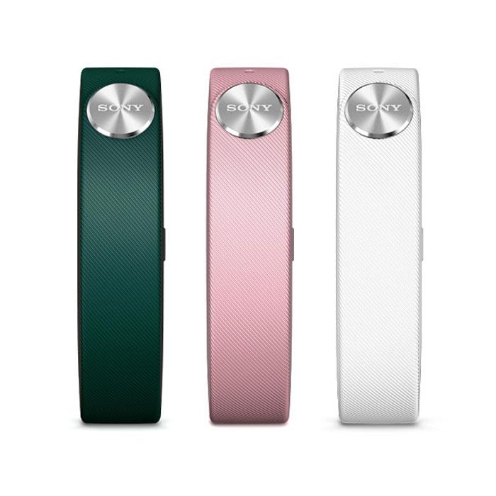 Sony SWR110 Fashion L силиконовые браслеты для SmartBand, размер L (3 шт.)7311271461159Комплект из ТРЕХ силиконовых браслетов для SmartBand. Белый, бледно-розовый, темно-зеленый.