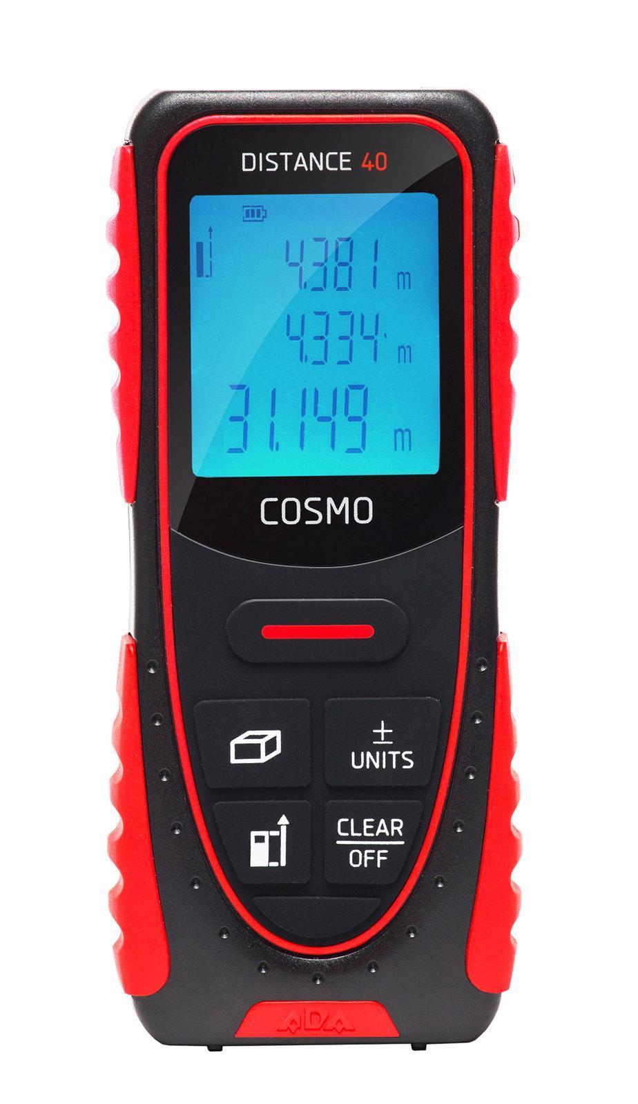 Дальномер лазерный ADA Cosmo 40 А00376