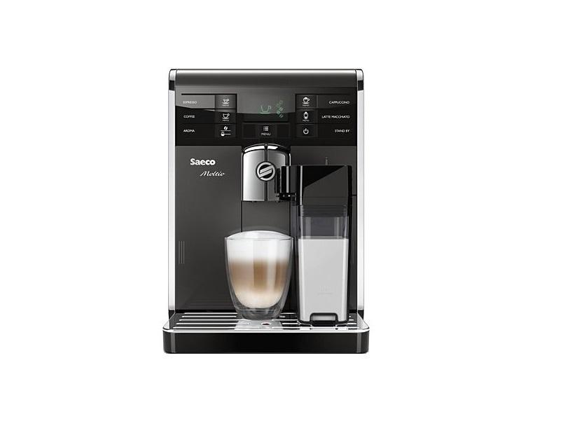 Philips Saeco HD8886/19 кофемашинаHD8886/19Moltio — настоящий шедевр среди кофемашин. Благодаря уникальной системе выбора кофейного зерна вы сможете простым нажатием кнопки приготовить кофейный напиток, наиболее подходящий вашему настроению или времени суток