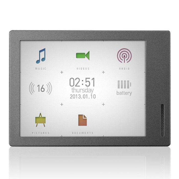 Cowon M2 16Gb, Dark Silver MP3-плеер