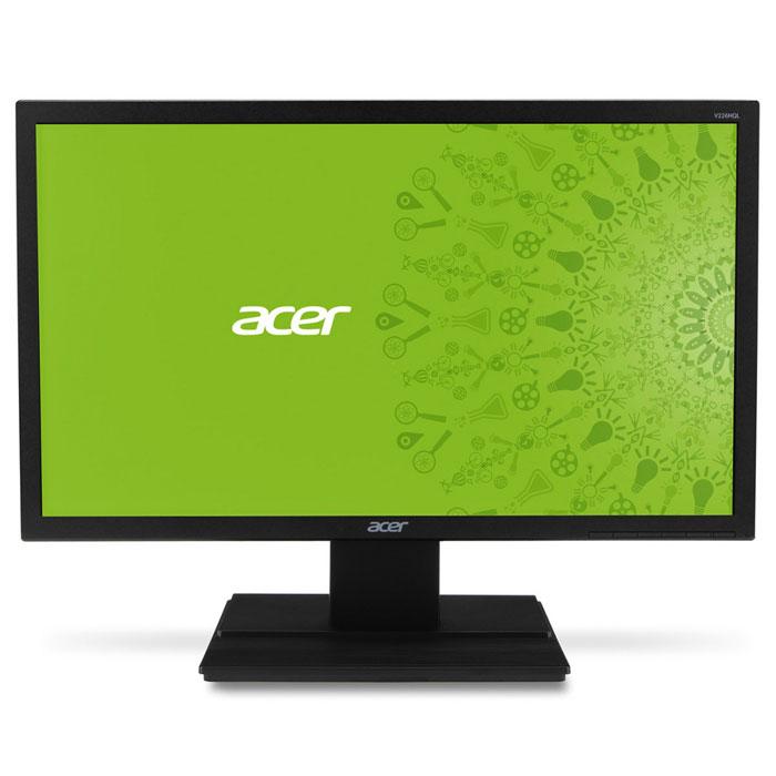 Acer V226HQLABMD, Black мониторUM.WV6EE.A09Acer V226HQLABMD - недорогой MVA-монитор. Благодаря своему типу матрицы, данная модель обеспечивает отличную цветопередачу и углы обзора. Монитор также имеет антибликовое покрытие и встроенные динамики. Соответствует современным экологическим стандартам EPEAT Gold, MPR-II и TCO 6.0.