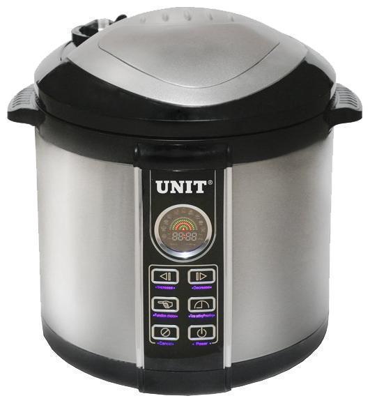 Unit USP-1010D мультиварка мультиварка с давлением