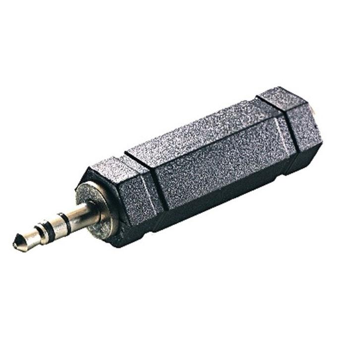 Vivanco адаптер, стерео, 3.5мм/6.35мм