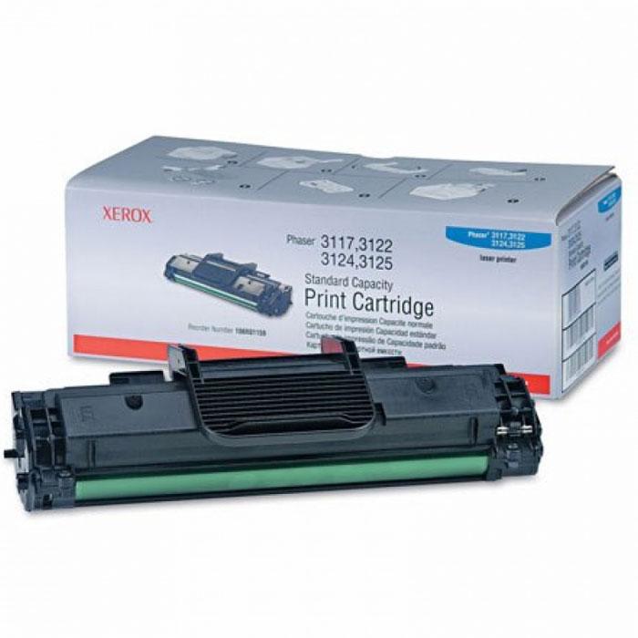 Xerox 106R01159, Black тонер-картридж106R01159Тонер-картридж Xerox 106R01159 для лазерных принтеров серии Phaser.