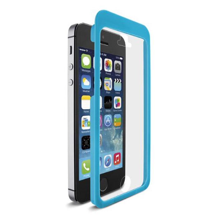 Cellular Line Ok Display Easy Fix (20377) защитная пленка для iPhone 5/5SSPEFIPHONE5Cellular Line Ok Display Easy Fix - защитная пленка для вашего смартфона в комплекте с аппликатором, который поможет максимально аккуратно наклеить пленку на экран, предотвращая появление воздушных пузырьков. Пленка надежно защитит от царапин не уменьшая при этом яркость дисплея.