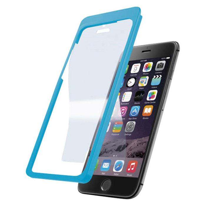 Cellular Line Ok Display Easy Fix (21970) защитная пленка для iPhone 6 PlusSPEFIPH655Cellular Line Ok Display Easy Fix - защитная пленка для вашего смартфона в комплекте с аппликатором, который поможет максимально аккуратно наклеить пленку на экран, предотвращая появление воздушных пузырьков. Пленка надежно защитит от царапин не уменьшая при этом яркость дисплея.