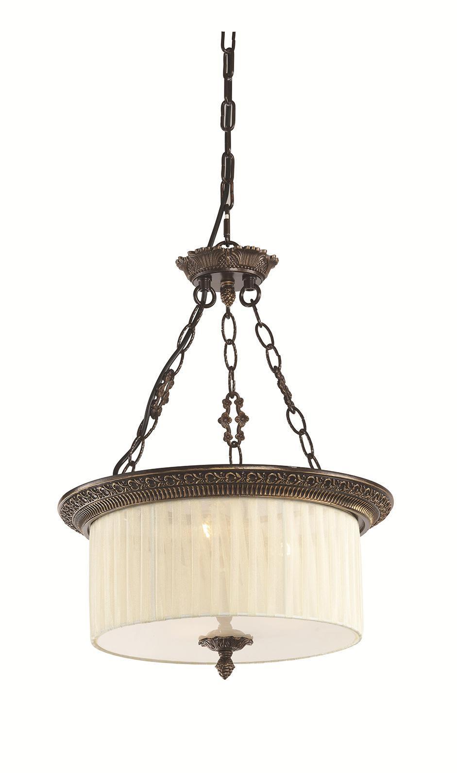 Подвесной светильник ST-Luce. SL134.403.03SL134.403.03Светильник SL134.403.03 - это красивый и оригинальный светильник, который поможет создать в доме неповторимую атмосферу тепла и комфорта. Данная модель изготовлена из высококачественных материалов, благодаря чему светильник прослужит длительный срок, а его элегантная форма подойдет для любого интерьера.