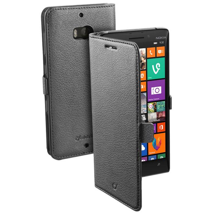 Cellular Line Book Essential чехол для Nokia Lumia 930 (21543)BOOKESSENL930KЧехол Cellular Line Book Essential для Nokia Lumia 930 предназначен для защиты устройства от механических повреждений и влаги. Имеет свободный доступ ко всем разъемам телефона.