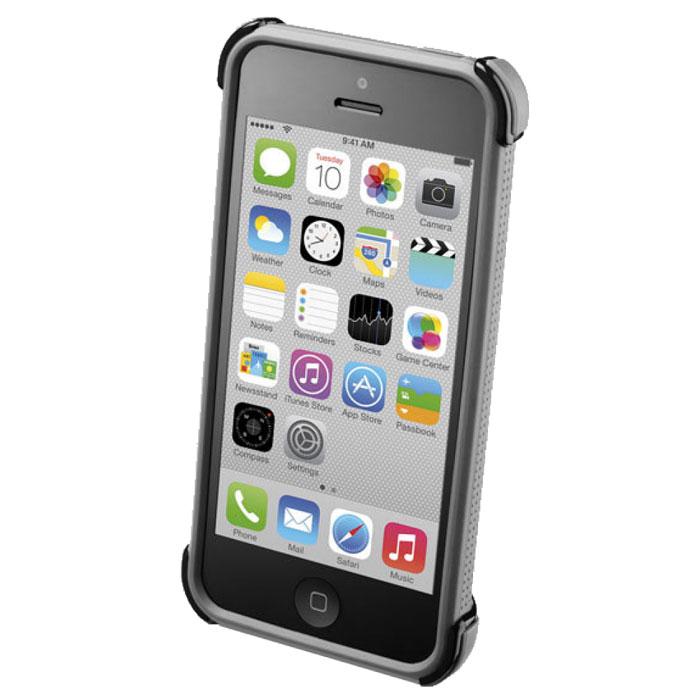 Cellular Line Hammer чехол для iPhone 6 (21814)HAMMERCIPH647KЧехол Cellular Line Hammer для iPhone 6 защитит ваш гаджет от механических повреждений, пыли, сильных ударов и влаги. Чехол имеет свободный доступ ко всем разъемам и клавишам устройства. В комплекте также идет защитная пленка.