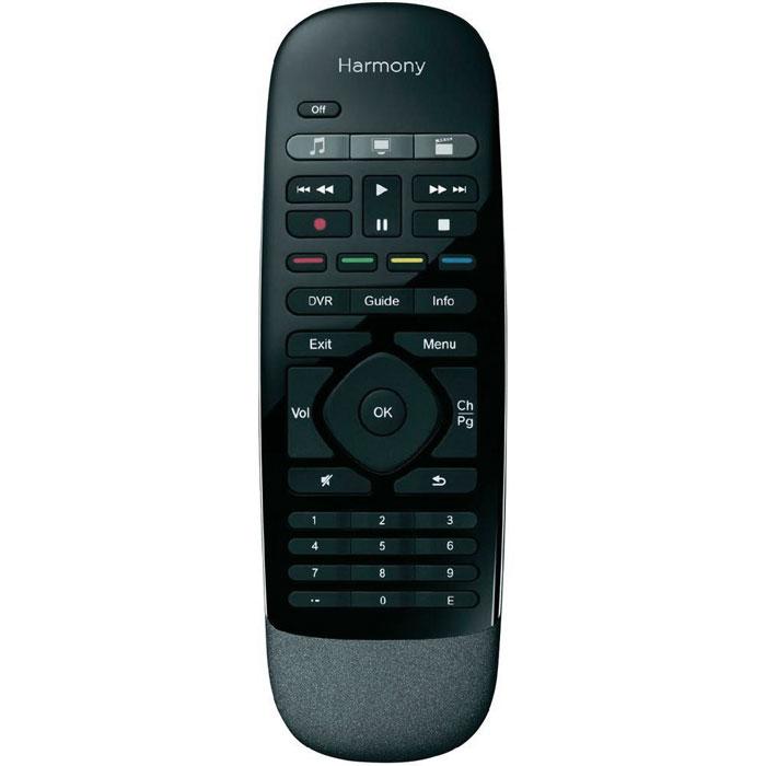 Logitech Harmony Smart Control (915-000196) пульт ДУ915-000196Пульт Logitech Harmony Smart Control совместим с более чем 225 тысячами домашних электронных устройств пяти тысяч торговых марок. В данной модели появилась возможность управлять элементами умного дома, например, есть поддержка интеллектуальных ламп Philips Hue, а также запускать игровые консоли PS3, Nintendo Wii и Wii U. Harmony Smart Control также обеспечивает возможность управления устройствами через инфракрасный порт в закрытых помещениях, не направляя пульт в сторону самого устройства. Кроме того, владельцы пультов смогут загрузить мобильное приложение Harmony Smartphone App для смартфонов и планшетов на iOS и Android, и использовать смартфон в качестве универсального пульта.