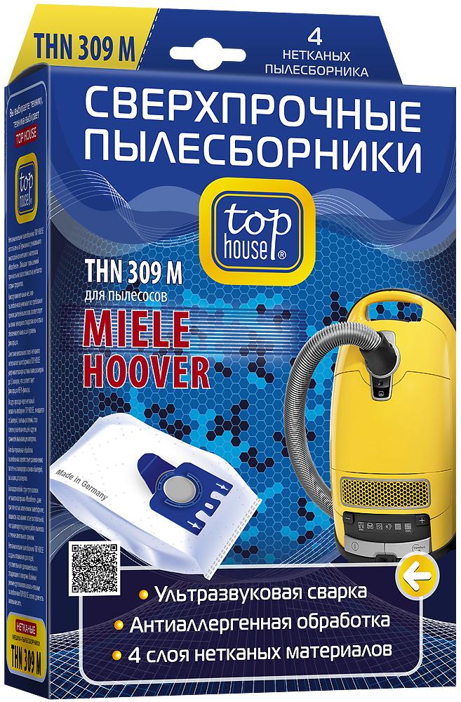 Top House THN 309 M нетканые пылесборники (4 шт.) 64881
