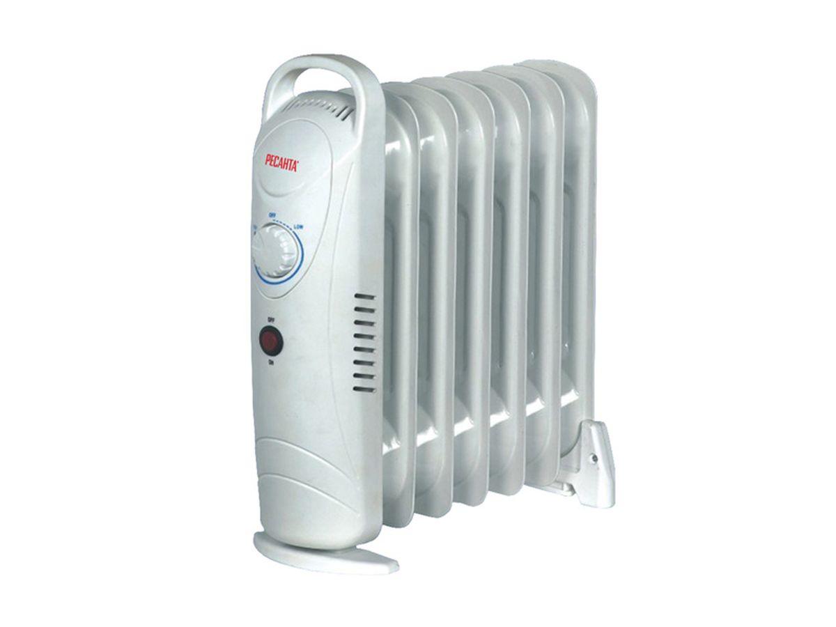 Ресанта ОММ-7Н (0,7 кВт) напольный радиатор