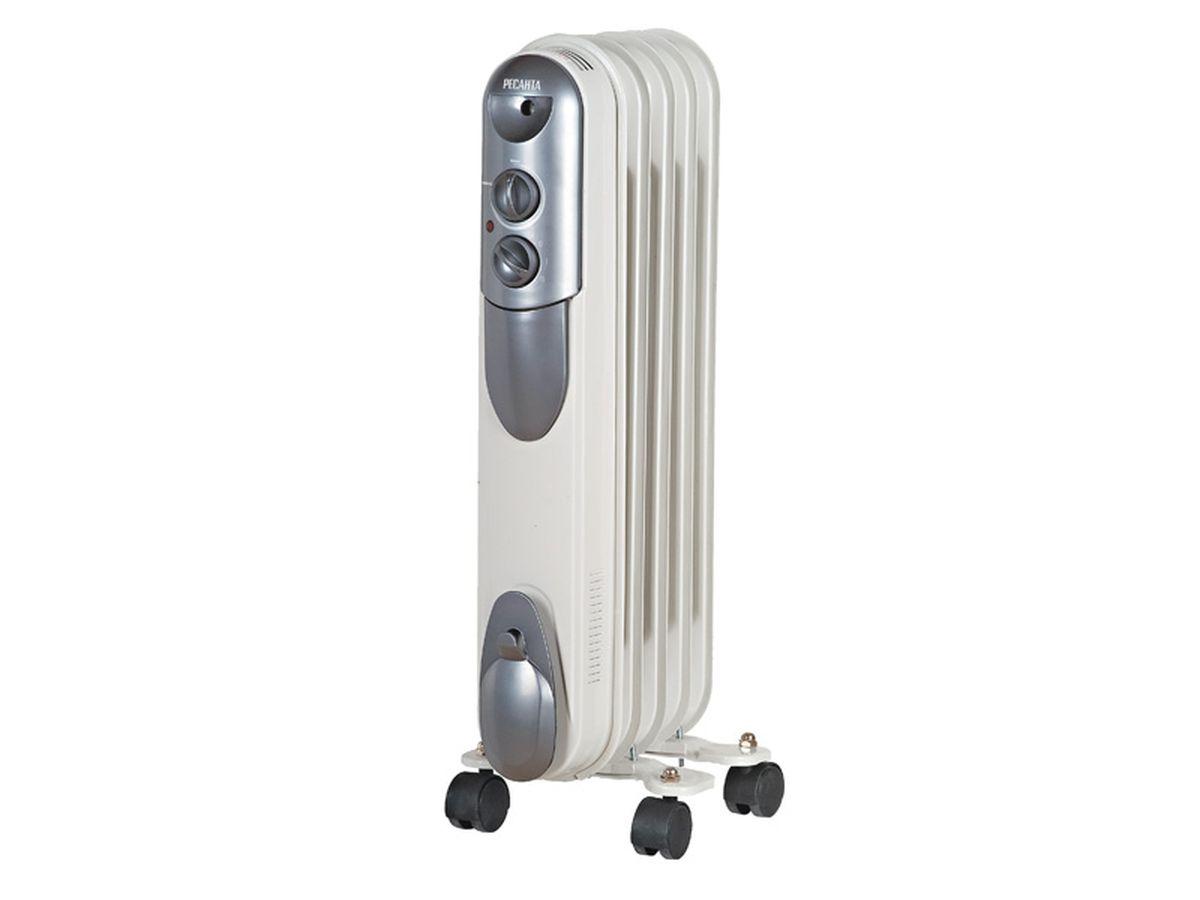 Ресанта ОМПТ-5Н (1 кВт) напольный радиатор