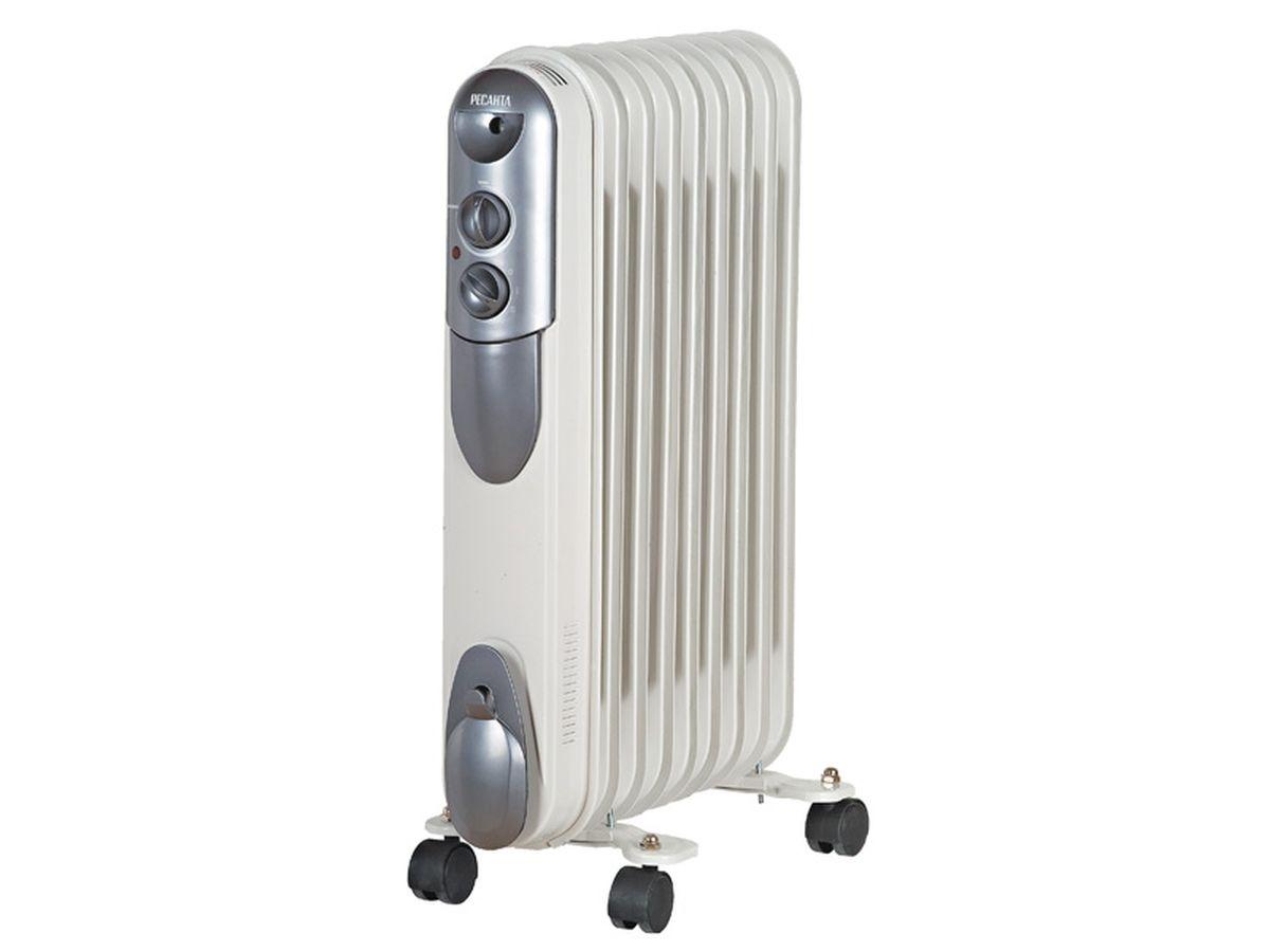 Ресанта ОМПТ-9Н (2 кВт) напольный радиатор