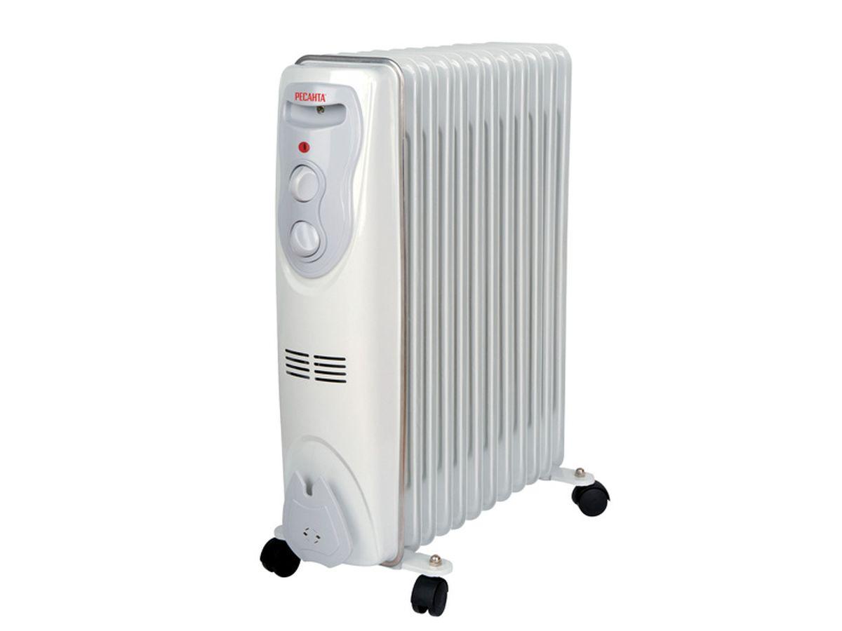 Ресанта ОМ-12Н (2,5 кВт) напольный радиатор ( 67/3/9 )