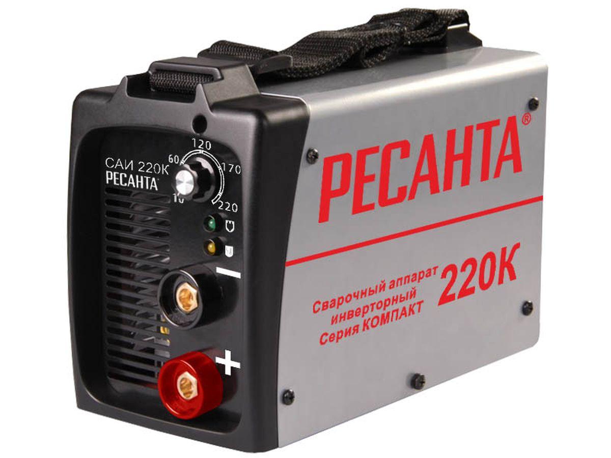 Сварочный аппарат инверторный САИ220К(компакт)65/37