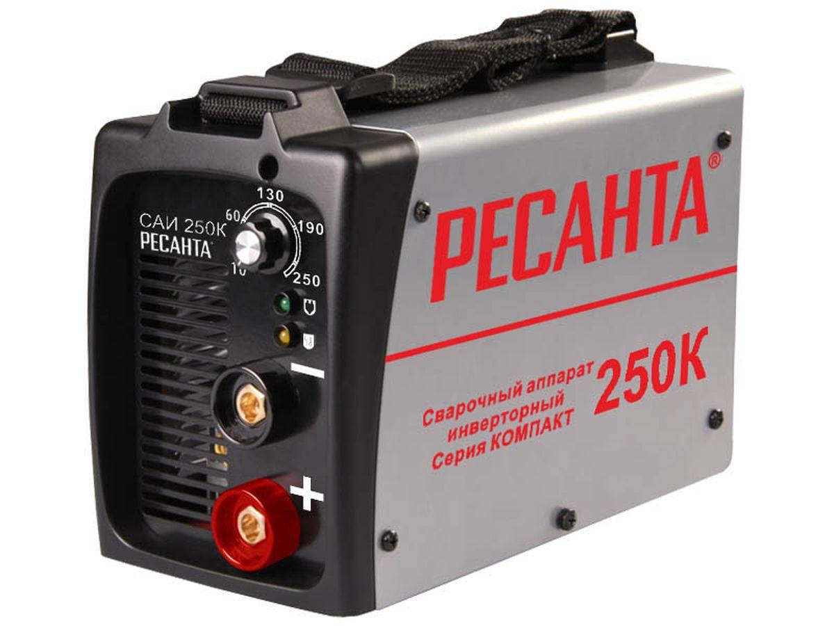 Сварочный аппарат инверторный САИ250К(компакт)65/38