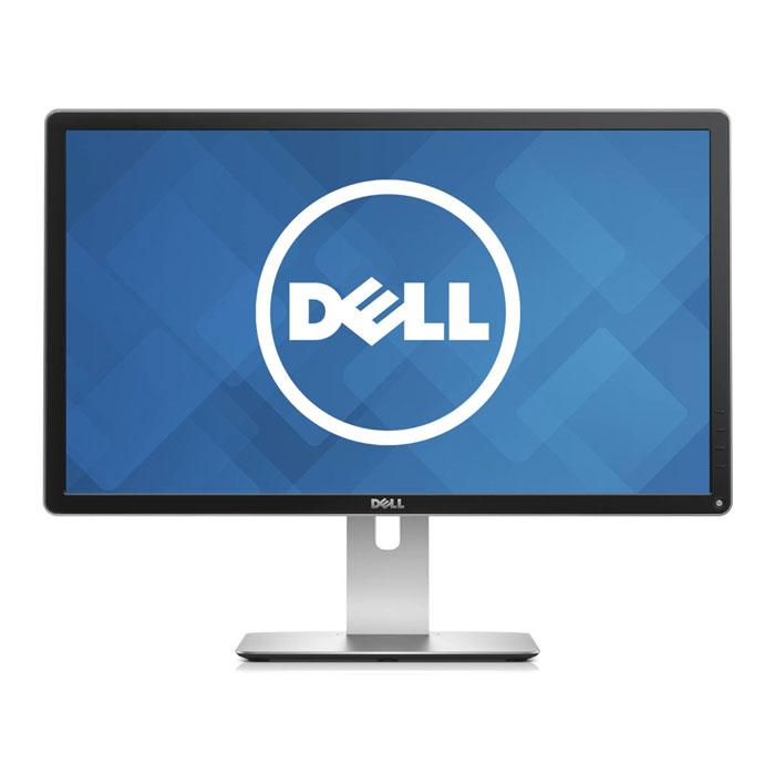 Dell P2415Q монитор5397063621705, 2415-170524-дюймовый монитор Dell с разрешением Ultra HD 4000 - P2415Q обеспечивает вывод изображения с изумительным разрешением 3840 x 2160 на экране с диагональю 60,47 см (23,8 дюйма). Общее число пикселей составляет более 8 миллионов, что более чем в четыре раза превышает число пикселей на экране с разрешением Full HD. Высокая плотность пикселей помогает увидеть очень мелкие детали, поэтому вы сможете просматривать и редактировать фотографии и другие графические материалы с более высоким разрешением. Создавайте свои шедевры с помощью инструмента, обеспечивающего более четкое изображение и более точную цветопередачу при доступной цене. Почти идеальная точность цветопередачи: Вы можете не сомневаться в естественности и согласованности представления цветов, поскольку каждый монитор настраивается на производстве на точную передачу 99% цветового пространства sRGB. Входящий в комплект поставки отчет о калибровке цветопередачи на производстве содержит данные,...