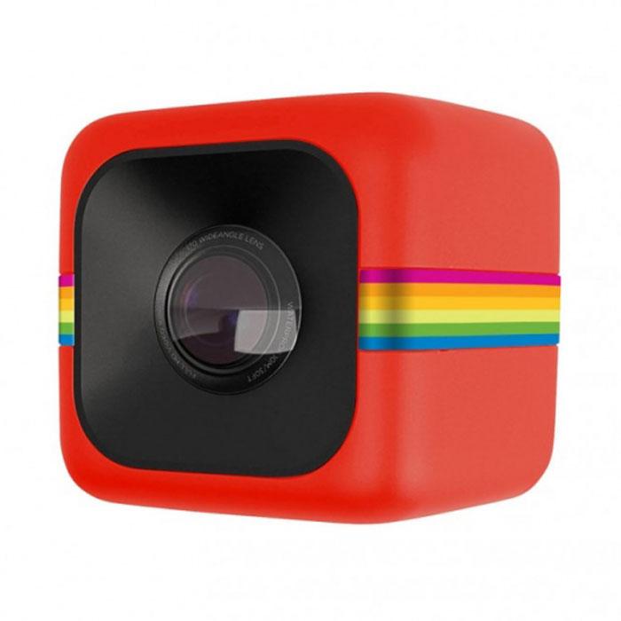 Polaroid Cube, Red экшн камера ( POLC3R )