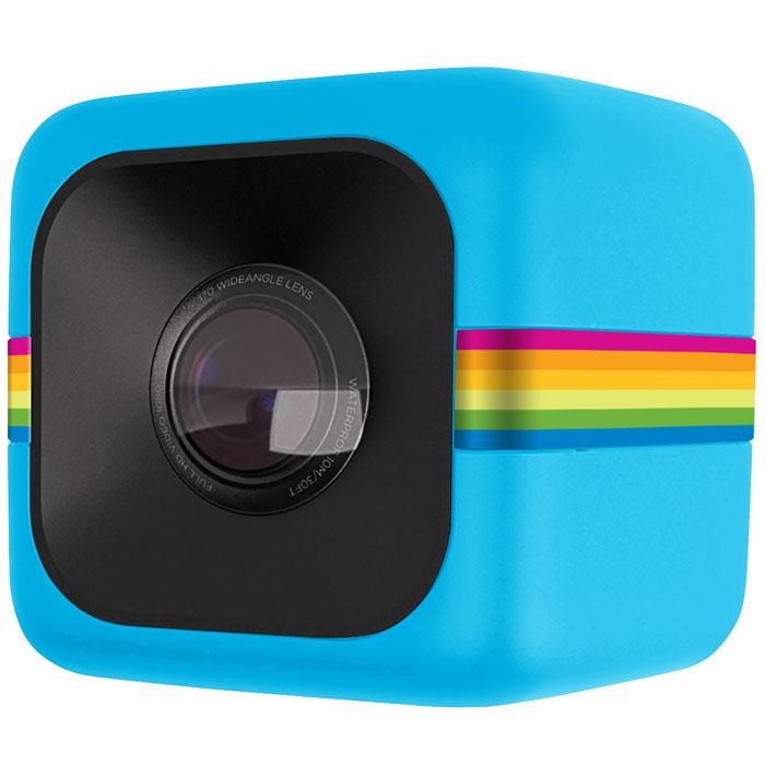 Polaroid Cube, Blue экшн камера ( POLC3BL )