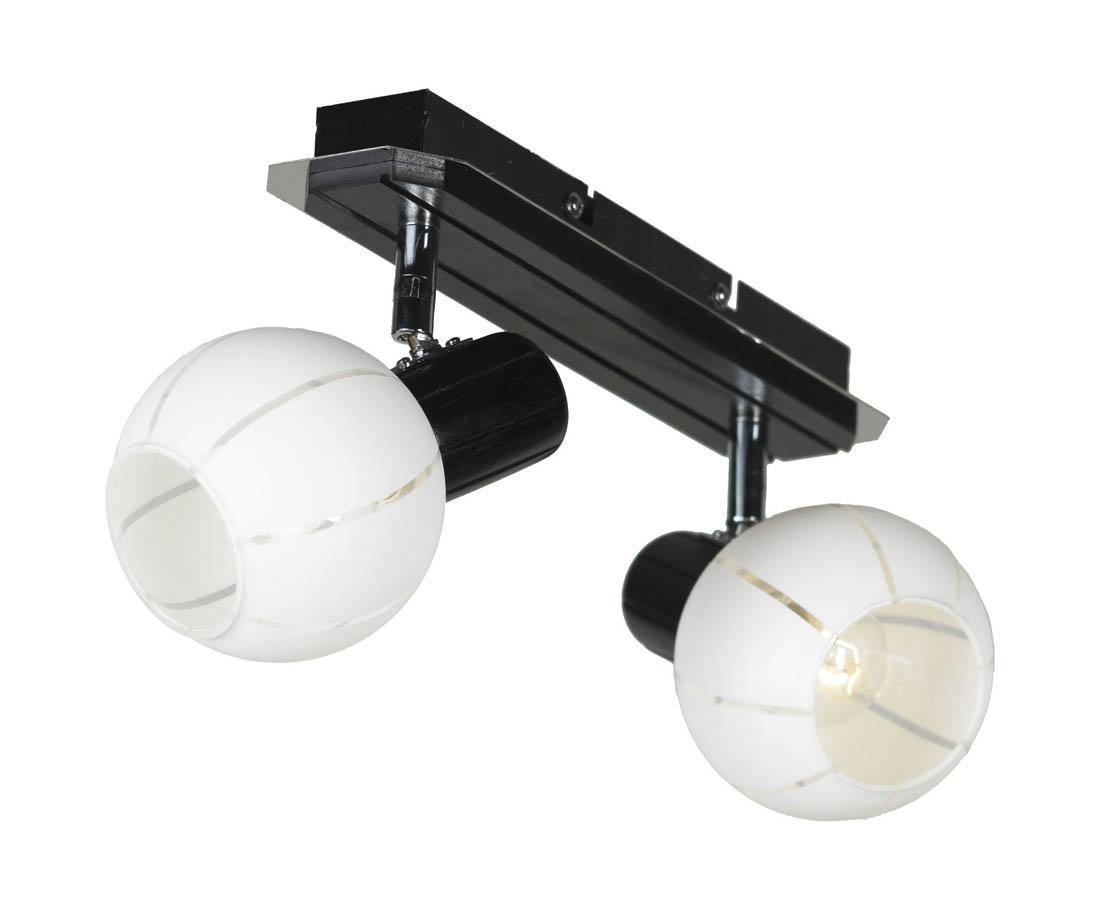 Светильник настенно-потолочный LSL-8901-02 MARALSL-8901-02 MARAСпот LSL-8901-02 серии Mara от итальянской фабрики Lussole. Споты в стиле модерн создают теплую, простую и уютную обстановку, отлично впишутся в дизайн спальни. Металлическое основание цвета хрома, материал плафона из стекла. Точечный светильник с максимальной мощностью 80W осветит жилое пространство, площадью не более 4 кв.м.