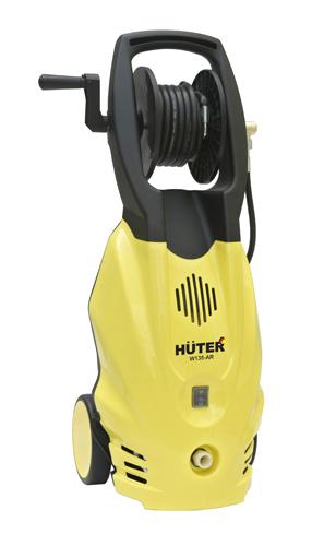 Мойка высокого давления Huter W135-ARW135-AR Yellow