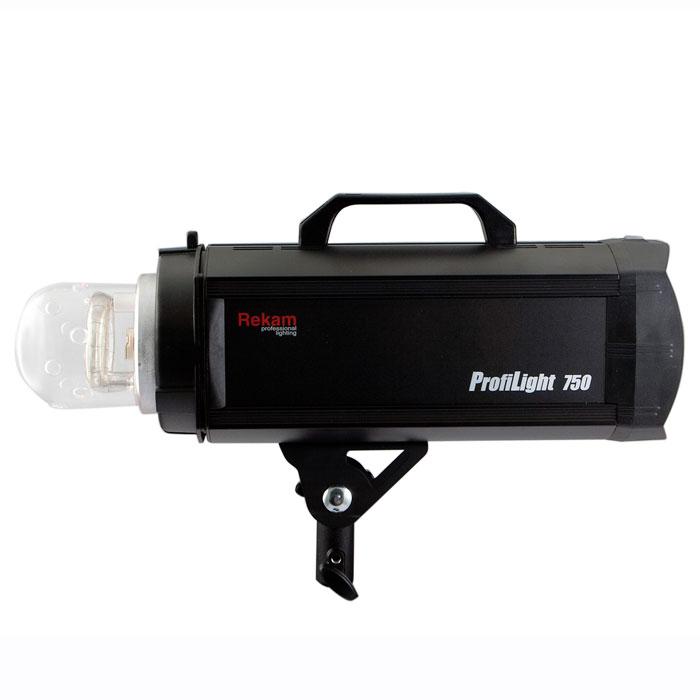 Rekam ProfiLight 750 импульсный осветительEF-PL750Импульсные осветители Rekam ProfiLight 750 спроектированы для профессиональных фотографов и могут управляться не только с панели управления самого моноблока, но и с помощью беспроводного пульта дистанционного управления (ПДУ), при условии приобретения его дополнительно. Этот высококачественный ПДУ может контролировать до 50 импульсных осветителей (5 групп по 10 каналам), используя одну из самых революционных систем дистанционного управления. Импульсные осветители Rekam ProfiLight снабжены двумя системами кодирующих устройств (АЦП) для стабильного и точного управления. Оба устройства (АЦП) могут регулировать мощность вспышки и яркость моделирующей лампы осветителя в диапазоне от полной до 1/128 (7,0 ступеней) с точностью до 0,1 шага регулировки (f-stop). Сверхточная индикация температуры блока конденсаторов обеспечивается микропроцессором, который предотвращает сокращение продолжительности «жизни» конденсаторов и защищает ценные электронные узлы ...