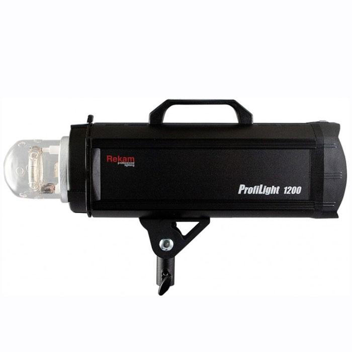 Rekam ProfiLight 1200 импульсный осветительEF-PL1200Импульсные осветители Rekam ProfiLight 1200 спроектированы для профессиональных фотографов и могут управляться не только с панели управления самого моноблока, но и с помощью беспроводного пульта дистанционного управления (ПДУ), при условии приобретения его дополнительно. Этот высококачественный ПДУ может контролировать до 50 импульсных осветителей (5 групп по 10 каналам), используя одну из самых революционных систем дистанционного управления. Импульсные осветители Rekam ProfiLight снабжены двумя системами кодирующих устройств (АЦП) для стабильного и точного управления. Оба устройства (АЦП) могут регулировать мощность вспышки и яркость моделирующей лампы осветителя в диапазоне от полной до 1/128 (7,0 ступеней) с точностью до 0,1 шага регулировки (f-stop). Время перезарядки осветителей Rekam ProfiLight задает новый высокий стандарт фото работам в цифровом формате для импульсных моноблоков: флагман данной серии, Rekam ProfiLight 1200, готов к работе...