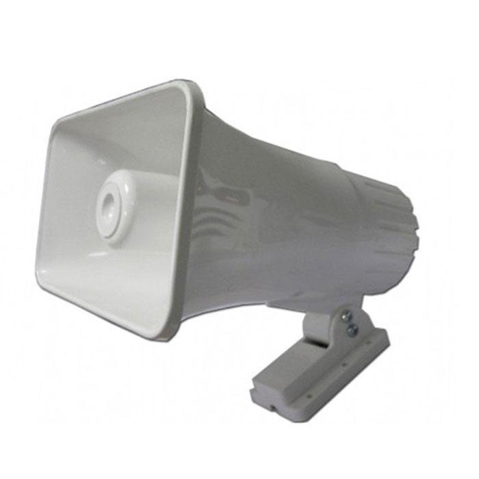 Sapsan SR-05 беспроводная сирена уличнаяSR-05Беспроводная звуковая уличная сирена Sapsan SR-05 состоит из: передатчика сигнала тревоги, сирены, блока питания 12VDC. Имеет два тона: постоянный, режим «SOS». Подсоединяется к выходу сирены на контрольной панели системы Sapsan и при возникновении сигнала тревоги подает по радиоканалу сигнал на включение сирены. Мощность: 30 Вт Режим работы: 2