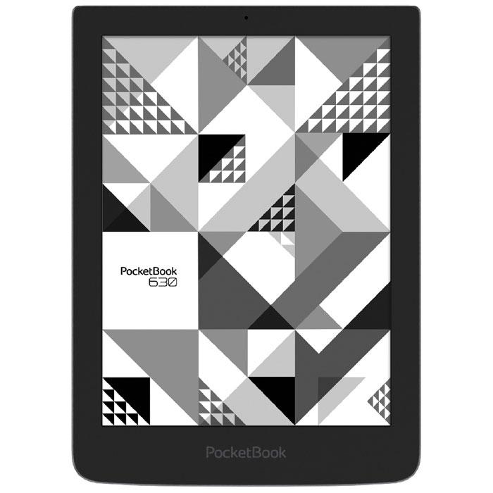 PocketBook 630 электронная книгаPB630-X-RUPocketBook 630 воплощает новейшие тенденции высокого стиля и функциональности. Новый ридер выгодно дополнит даже самый изысканный образ, подчеркнет интеллектуальность и привлекательность своего владельца. Узкие поля вокруг экрана придают устройству особую изящность. Корпус ридера выполнен в двух цветах с использованием глубокого серого оттенка cool gray. Кнопки листания, расположены на задней панели, что позволяет перелистывать страницы комфортно, удерживая устройство одной рукой. Плавные линии, изящный силуэт, качественное исполнение делают PocketBook 630 Fashion самым ожидаемым событием в мире высокой моды электронного чтения. Электронная книга поддерживает 19 популярных текстовых и графических форматов и содержит набор предустановленных словарей ABBYY Lingvo, которые позволят с легкостью читать книги на иностранном языке. PocketBook. Доступ в Internet через встроенный модуль Wi-Fi открывает безграничные возможности не только для чтения, но и для...