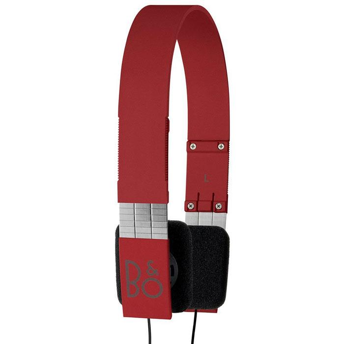 Bang & Olufsen Form 2i, Red наушники с функцией гарнитуры