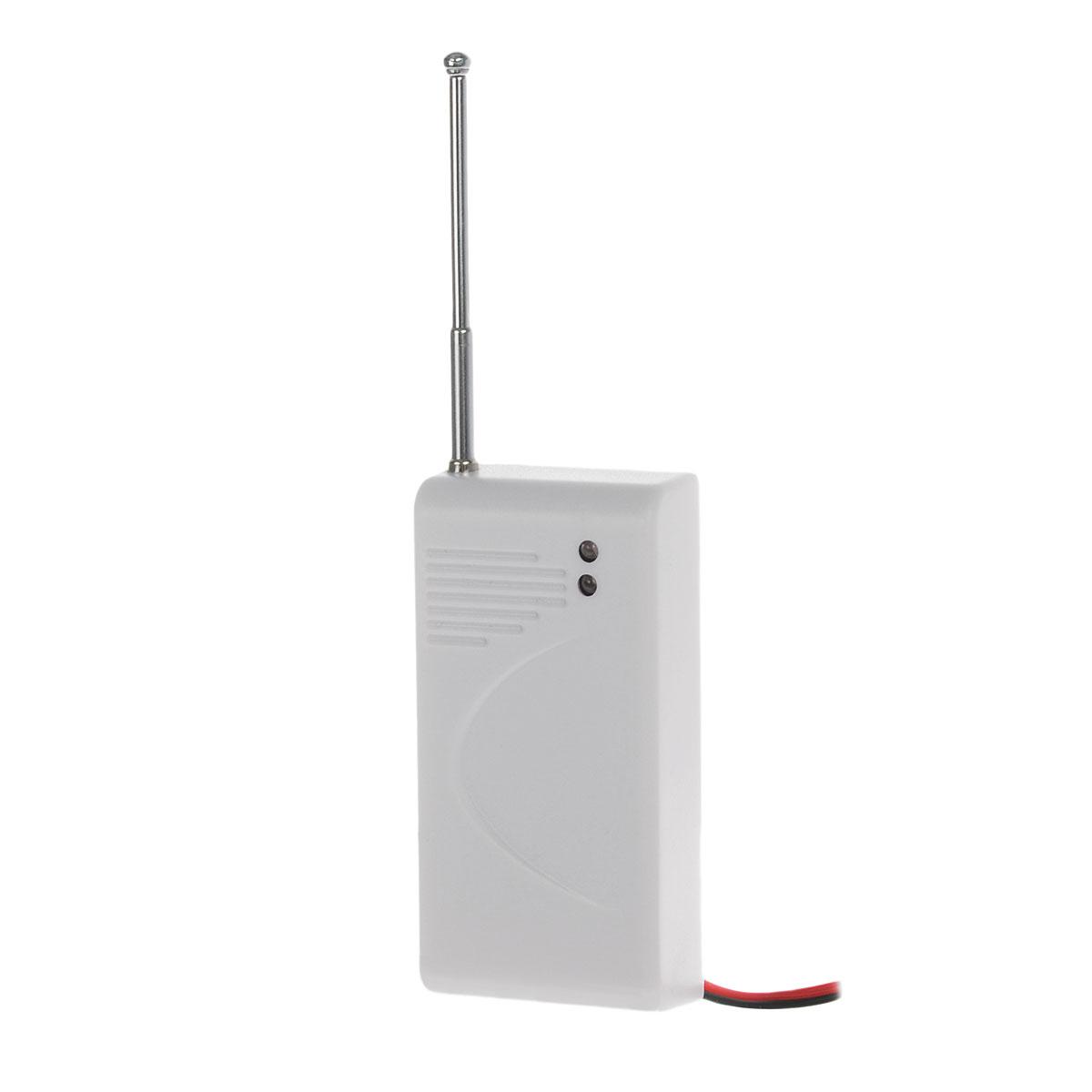 Sapsan WS-100 беспроводной датчик протечки водыWS-100Беспроводной датчик протечки воды Sapsan WS-100 предназначен для контроля наличия или отсутствия воды или другой проводящей, не агрессивной жидкости в контролируемом объеме, посредством коммутации электрических цепей постоянного или переменного тока исполнительных реле. Контактная площадка располагается на предполагаемой поверхности затопления. Отсутствие проводов, простота установки Индикатор низкого уровня заряда батареи Напряжение питания: 12 В DC (элемент питания А23) Потребляемый ток: 180 мА Дистанция передачи (при прямой видимости): 100 м Отправка сигнала тревоги по радиоканалу
