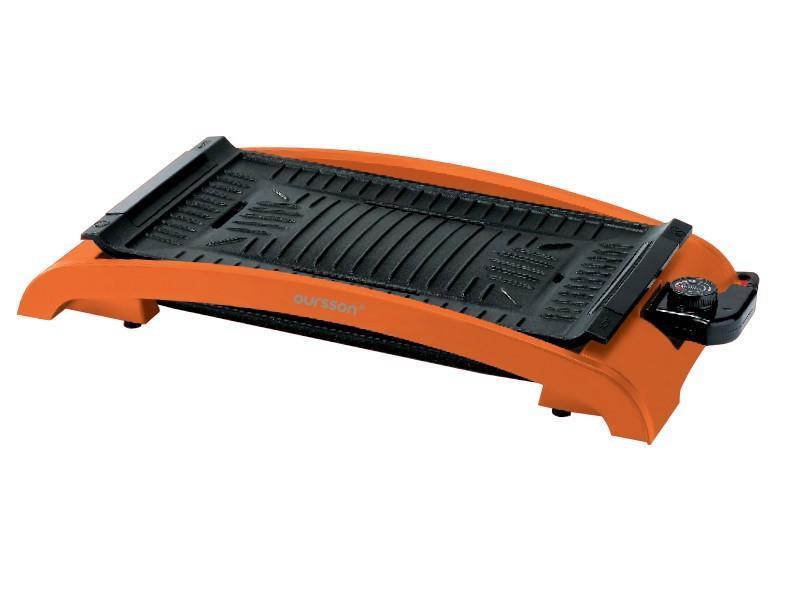 Oursson EG1510S/OR, Orange электрогриль