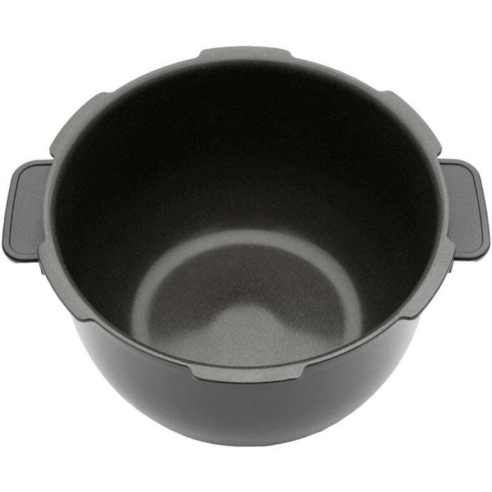 Element El`inner Pot чаша для мультиварки ElChef 1EL-FWA01PB-01Чаша для мультиварки Element EL-FWA01PB-01 от Element. Качество чаши ключевое составляющие качества мультиварки в целом, так как именно чаша имеет непосредственный контакт с пищей. Эту посуду отличает ряд уникальных технологических свойств и разработок: прочность, теплопроводность, экологичность и антипригарные свойства. Стоит отметить, что чаша Element EL-FWA01PB-01 - одна из самых толстых среди представленных на рынке и состоит из 9 слоев, каждый из которых обладает определенными преимуществами. Слой алюминия с высокой теплопроводностью и литой стали с покрытием, нанесенным при температуре 2000 градусов, гарантируют устойчивость к коррозии, прочность и эффективное распределение тепла. Разработанное специально для мультиварок, готовящих под давлением, покрытие Dyking отличается устойчивостью к разрушению парами, высокому давлению и температурам. Это покрытие также обладает отличными антипригарными свойствами, что позволяет готовить в Element EL-FWA01PB-01...