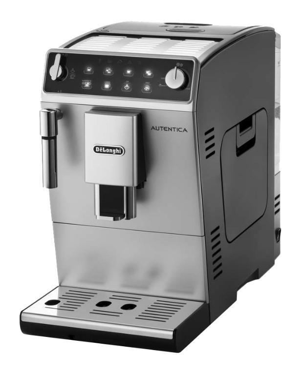 Delonghi ETAM 29 510 SB кофемашина
