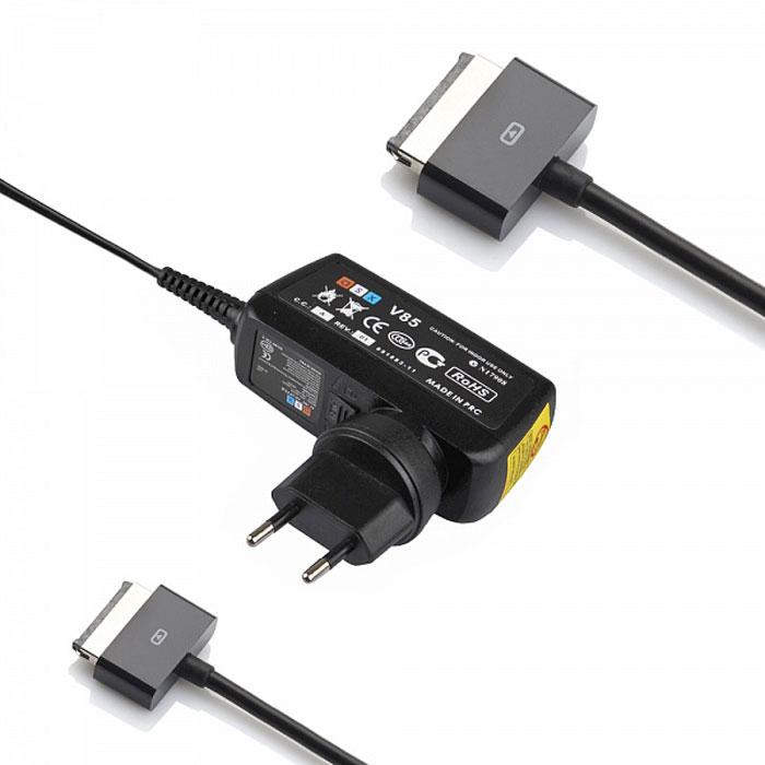 ASX сетевой блок питания для Asus Eee Pad TF300/TF101/TF200/TF201/TF301SM000274Зарядное устройство ASX для планшетов Asus Eee Pad, работающее от сети. Быстро и качественно зарядит аккумуляторную батарею вашего планшета. При производстве ЗУ компания ASX использует высококачественный пластик, который не плавится при нагревании и не выделяет ядовитые вещества в атмосферу. А высокая степень защиты от скачков напряжения гарантирует длительную и бесперебойную работу девайса. Разъем: Asus 40pin